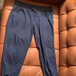 Blue GAP sweat pants